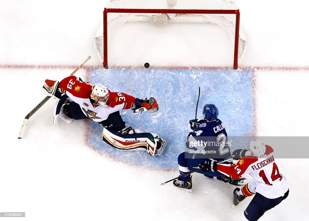 Florida Panthers V Tampa Bay Lightning Getty Images