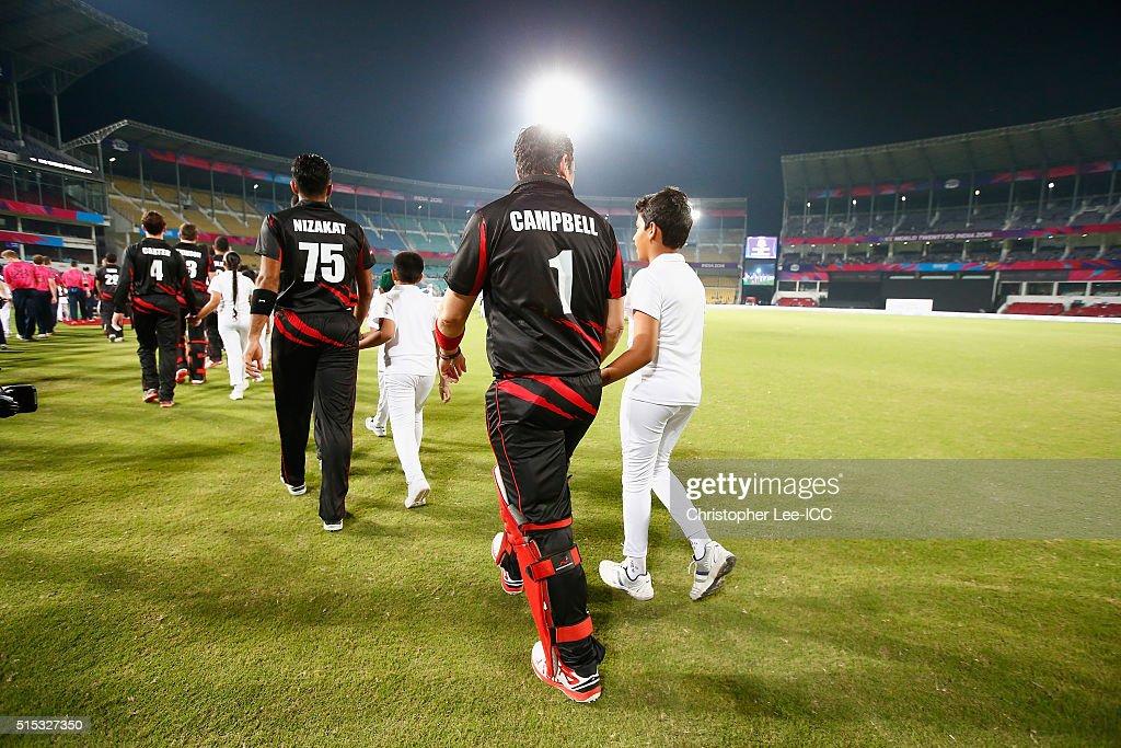 ICC World Twenty20 India 2016: Scotland v Hong Kong