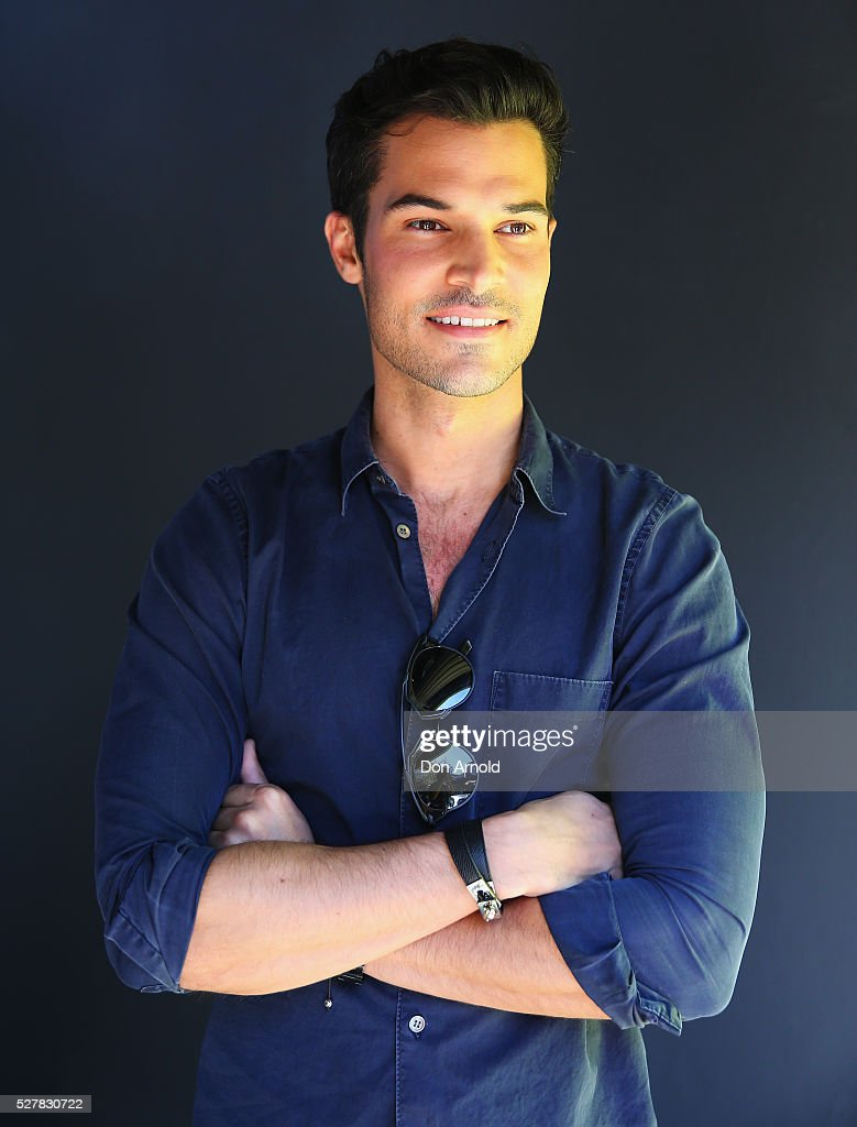 Ryan Channing attends the Holden Spark launch brunch on May 4, 2016 in Sydney, Australia.