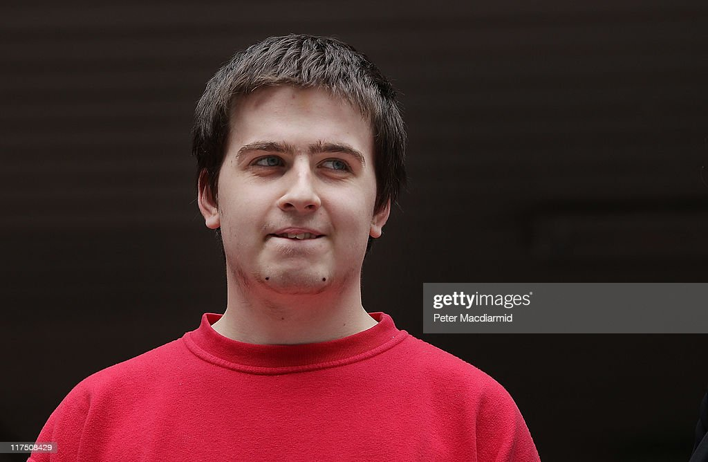 Ryan Cleary stands outside Southwark Crown Court on June 27, 2011 in London, England. Mr Cleary is charged with hacking into the website of the United Kingdom's Serious Organised Crime Agency as part of a Scotland Yard and FBI investigation into online hacking group LulzSec.
