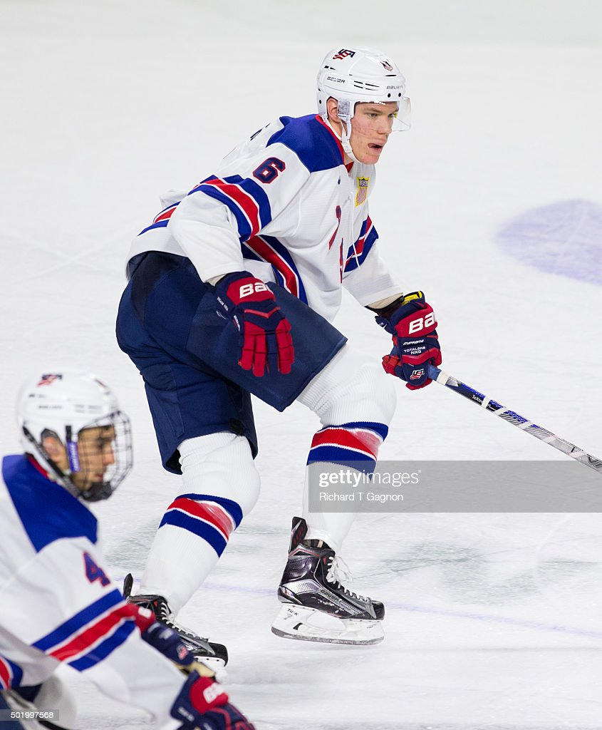 USA Hockey Junior Team Exhibition