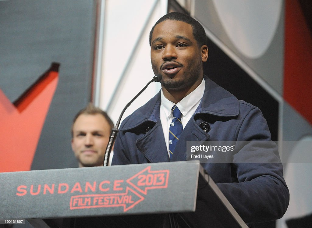 U.S. Dramatic for Fruitvale onstage at the Awards Night Ceremony during the 2013 Sundance Film Festival at Basin Recreation Field House on January 26, 2013 in Park City, Utah.