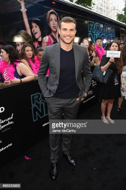 Ryan Cooper attends New York Premiere of Sony's ROUGH NIGHT presented by SVEDKA Vodka at AMC Lincoln Square Theater on June 12 2017 in New York City