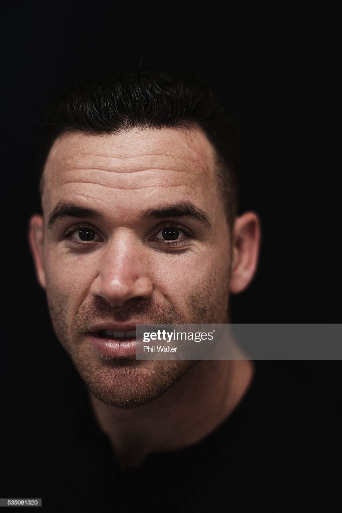 <a gi-track='captionPersonalityLinkClicked' href=/galleries/search?phrase=Ryan+Crotty&family=editorial&specificpeople=4252951 ng-click='$event.stopPropagation()'>Ryan Crotty</a> of the All Blacks poses for a portrait during a New Zealand All Black portrait session on May 29, 2016 in Auckland, New Zealand.