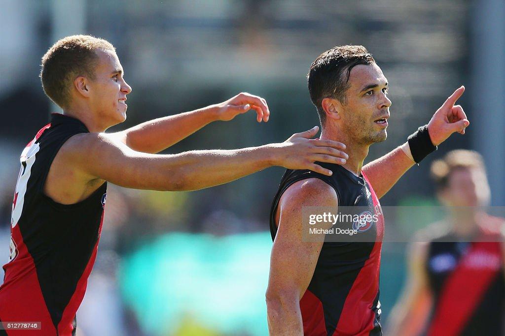 Carlton v Essendon - 2016 AFL NAB Challenge