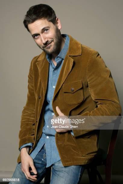 Ryan Eggold poses for a portrait during the Tribeca Film Festival at Tribeca Grill Loft on April 20 2017 in New York City