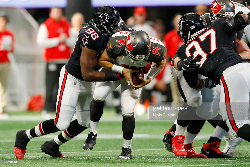 Tampa Bay Buccaneers vAtlanta Falcons
