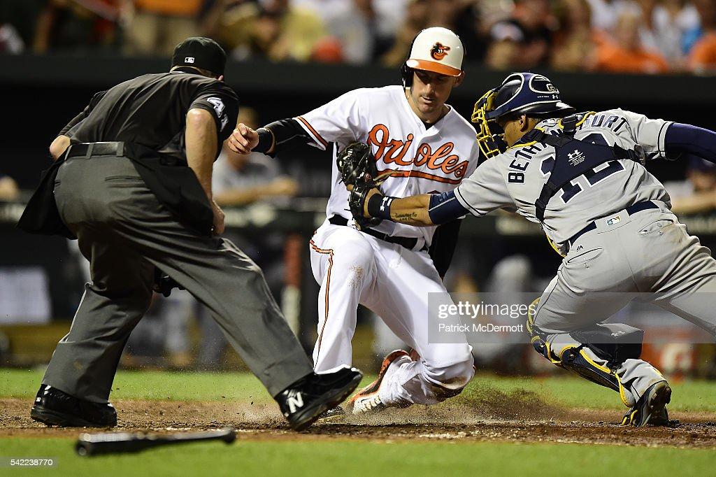San Diego Padres v Baltimore Orioles