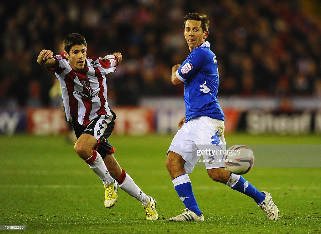 Sheffield United v Portsmouth - npower League One