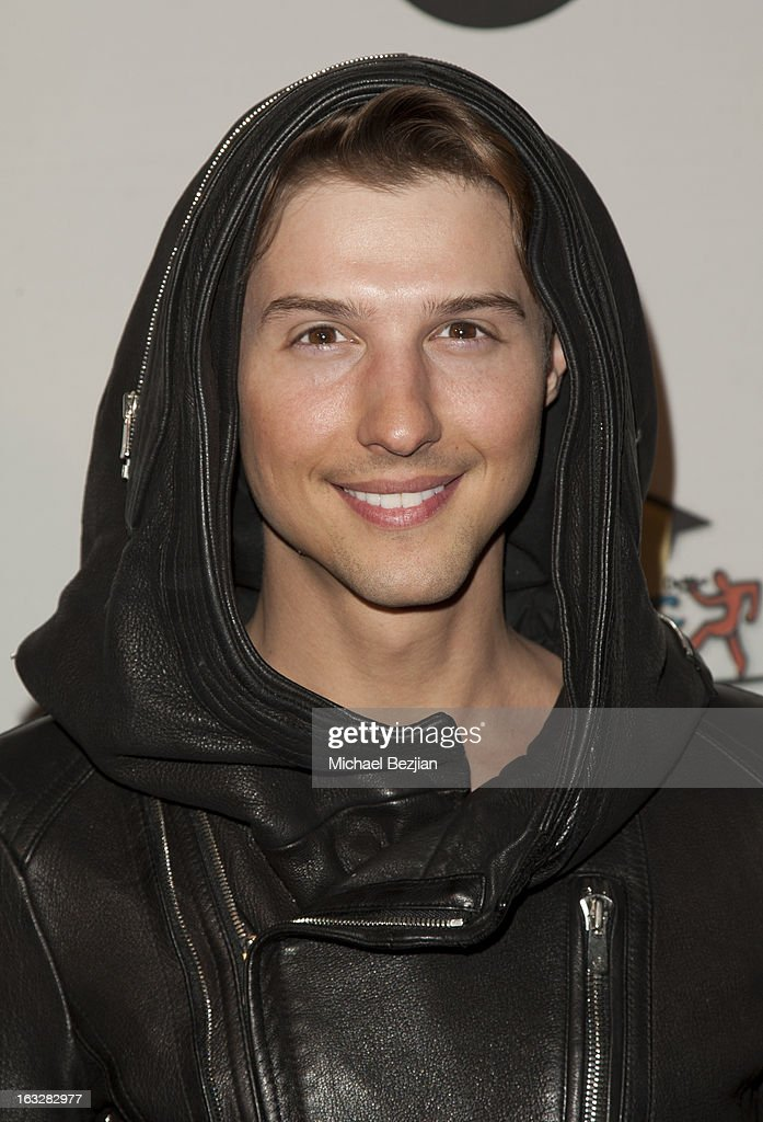 Ryan Follese of Hot Chelle Rae attends 7th Annual 'Stars & Strikes' Celebrity Bowling And Poker Tournament Benefiting A Place Called Home at PINZ Bowling & Entertainment Center on March 6, 2013 in Studio City, California.