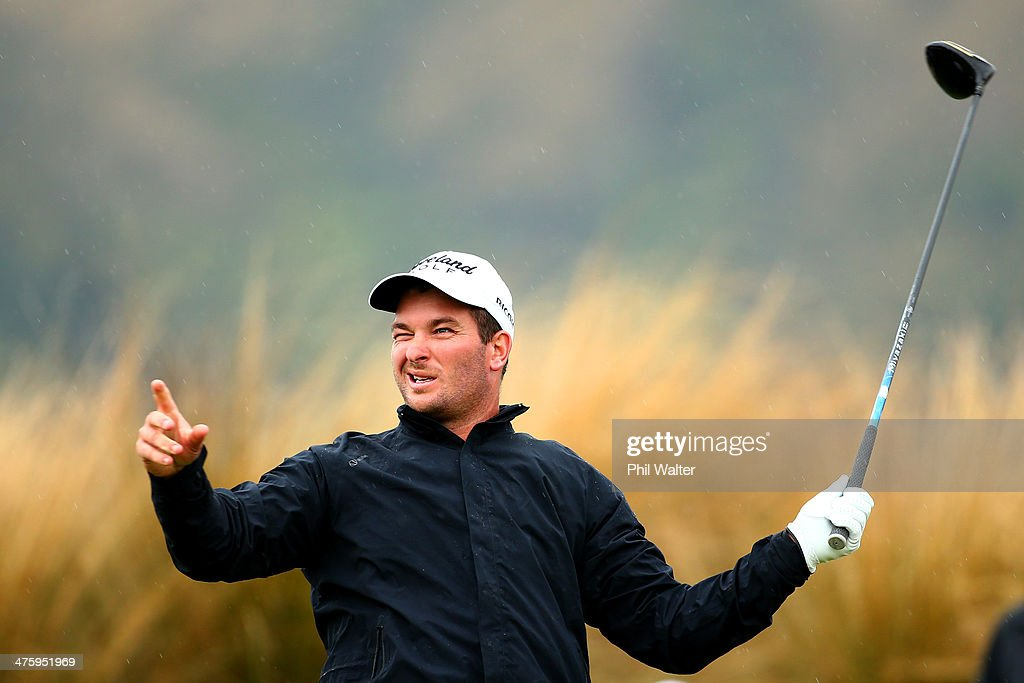 2014 New Zealand Open - Day 4