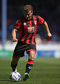 Ryan Fraser of AFC Bournemouth in action during the PreSeason Friendly match between Portsmouth FC and AFC Bournemouth at Fratton Park on July 23...