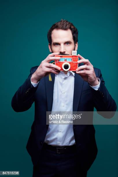 Ryan Gaul of Turner Networks 'TBS/The Last OG' poses for a portrait during the 2017 Summer Television Critics Association Press Tour at The Beverly...