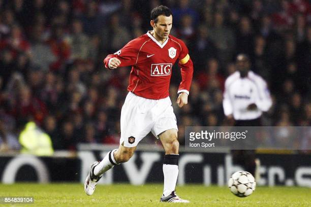 Ryan GIGGS Manchester United / Milan Ac 1/2 finale Champions League