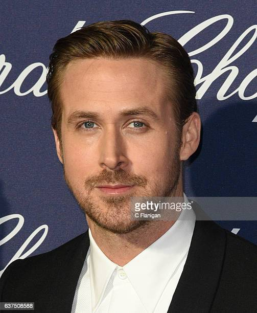 Ryan Gosling arrives at the 28th Annual Palm Springs International Film Festival Film Awards Gala at Palm Springs Convention Center on January 2 2017...