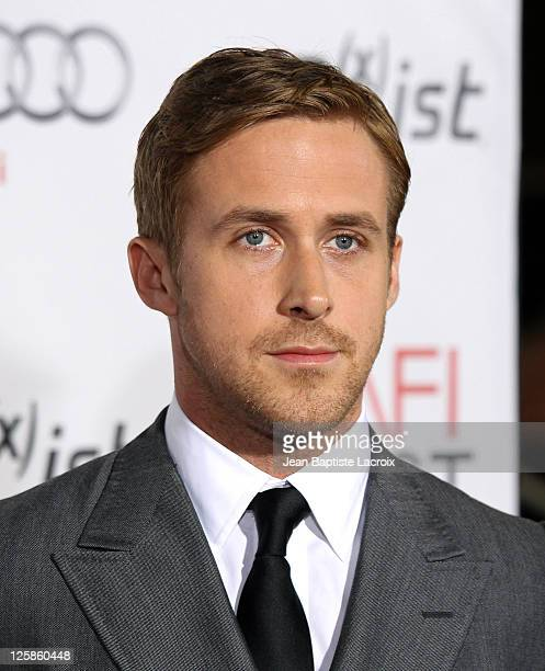 Ryan Gosling arrives at the 'Blue Valentine' screening during the AFI Fest 2010 2010 presented by Audi held at Grauman's Chinese Theatre on November...