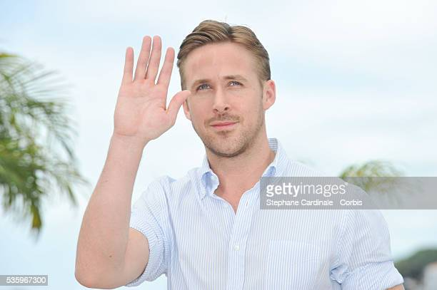 Ryan Gosling at the 'Lost River' photocall during the 67th Cannes Film Festival