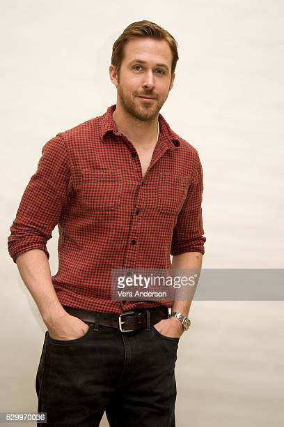 Ryan Gosling at the 'Nice Guys' Press Conference at the Four Seasons Hotel on April 26 2016 in Beverly Hills California
