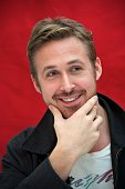 Ryan Gosling at 'The Place Beyond The Pines' Press Conference at the Waldorf Astoria Hotel on March 10 2013 in New York City