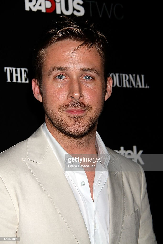 Ryan Gosling attends 'Only God Forgives' New York Premiere at BAM Harvey Theater on July 16 2013 in New York City