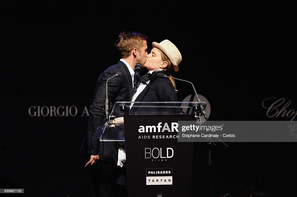 Ryan Gosling attends the '2010 amfAR's Cinema Against AIDS Gala'