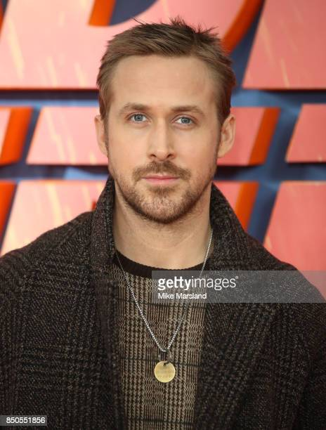 Ryan Gosling attends the 'Blade Runner 2049' photocall at The Corinthia Hotel on September 21 2017 in London England