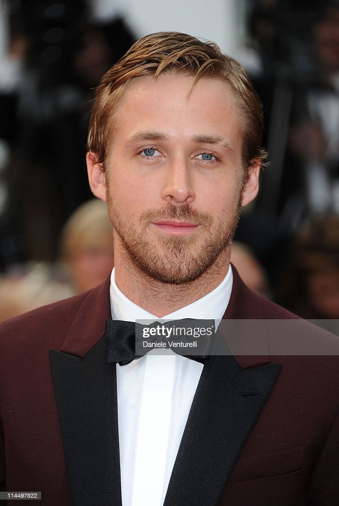 <a gi-track='captionPersonalityLinkClicked' href=/galleries/search?phrase=Ryan+Gosling&family=editorial&specificpeople=214557 ng-click='$event.stopPropagation()'>Ryan Gosling</a> attends the 'Les Bien-Aimes' Premiere and Closing Ceremony during the 64th Annual Cannes Film Festival at the Palais des Festivals on May 22, 2011 in Cannes, France.