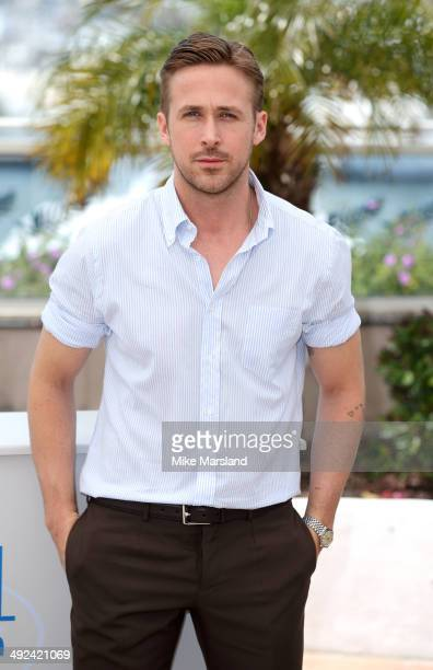 Ryan Gosling attends the 'Lost River' photocall at the 67th Annual Cannes Film Festival on May 20 2014 in Cannes France