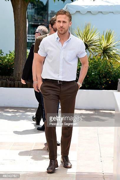 Ryan Gosling attends the 'Lost River' photocall during the 67th Annual Cannes Film Festival on May 20 2014 in Cannes France