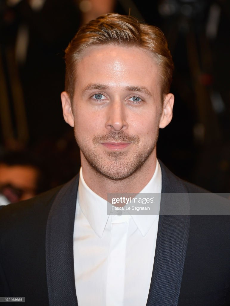 Ryan Gosling attends the 'Lost River' premiere during the 67th Annual Cannes Film Festival on May 20 2014 in Cannes France