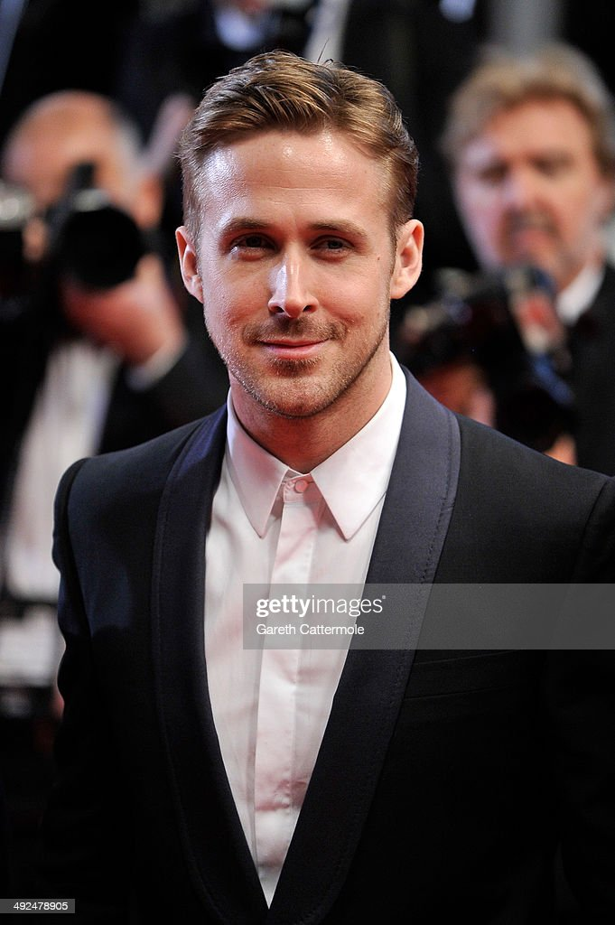 <a gi-track='captionPersonalityLinkClicked' href=/galleries/search?phrase=Ryan+Gosling&family=editorial&specificpeople=214557 ng-click='$event.stopPropagation()'>Ryan Gosling</a> attends the 'Lost River' premiere during the 67th Annual Cannes Film Festival on May 20, 2014 in Cannes, France.