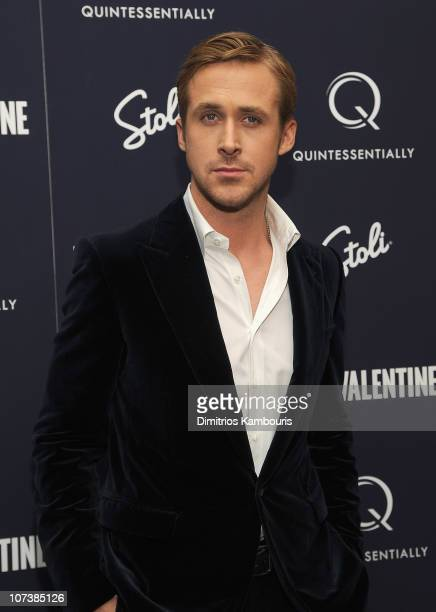 Ryan Gosling attends the premiere of 'Blue Valentine' at The Museum of Modern Art on December 7 2010 in New York City