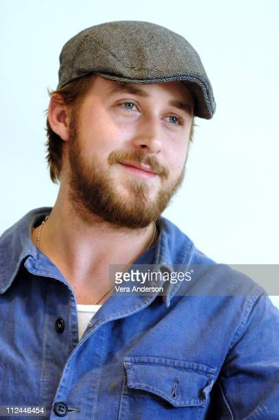 Ryan Gosling during 'Half Nelson' Press Conference with Ryan Gosling at Four Seasons in Beverly Hills California United States