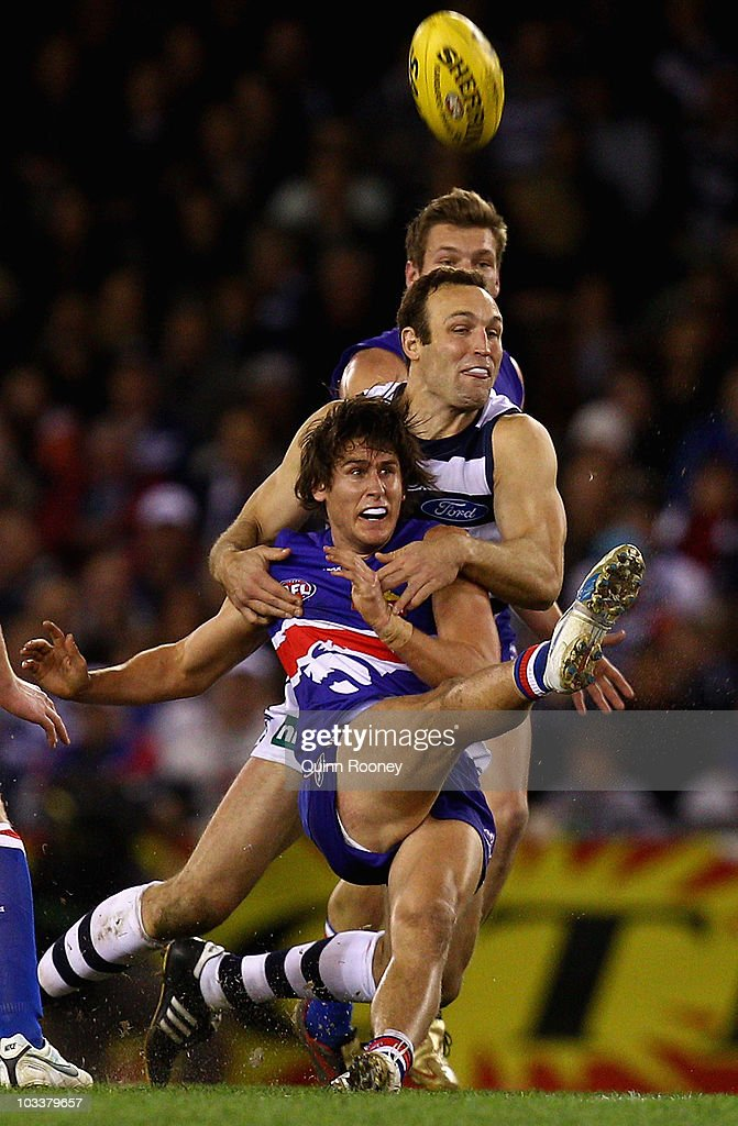 AFL Rd 20 - Bulldogs v Cats