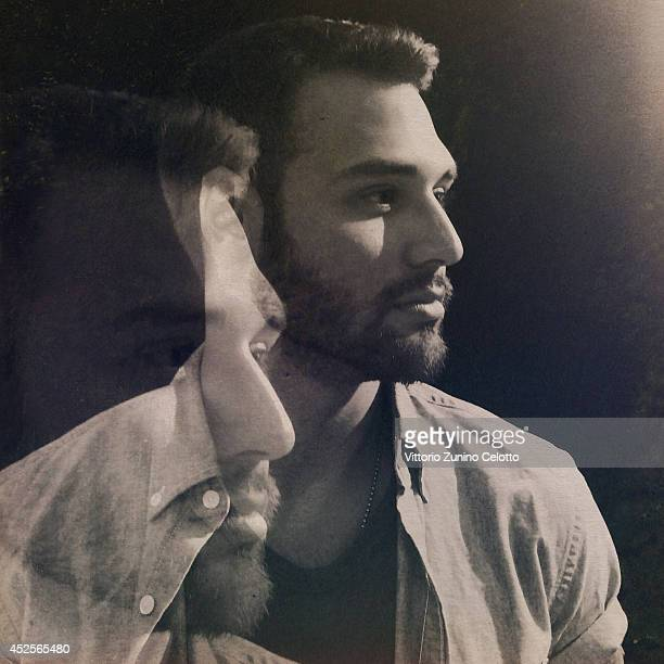 Ryan Guzman poses during the Giffoni Film Festival on July 18 2014 in Giffoni Valle Piana Italy