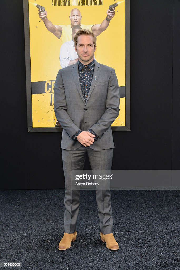 "Premiere Of Warner Bros. Pictures' ""Central Intelligence ..."