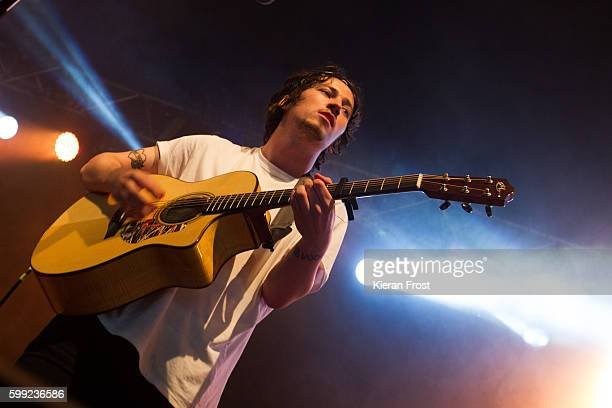 Ryan Hennessy of Picture This performs at Electric Picnic at Stradbally Hall Estate on September 4 2016 in Dublin Ireland