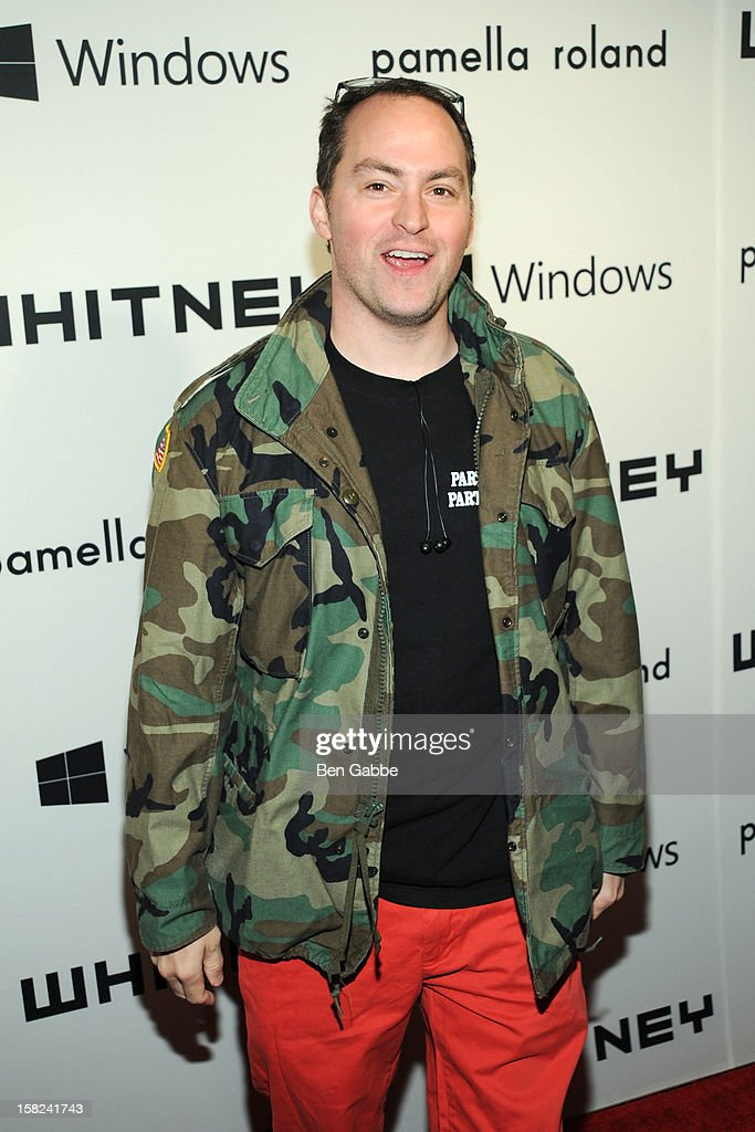 Ryan Humphrey attends Whitney Museum of American Art's 2012 Studio Party at The Whitney Museum of American Art on December 11, 2012 in New York City.