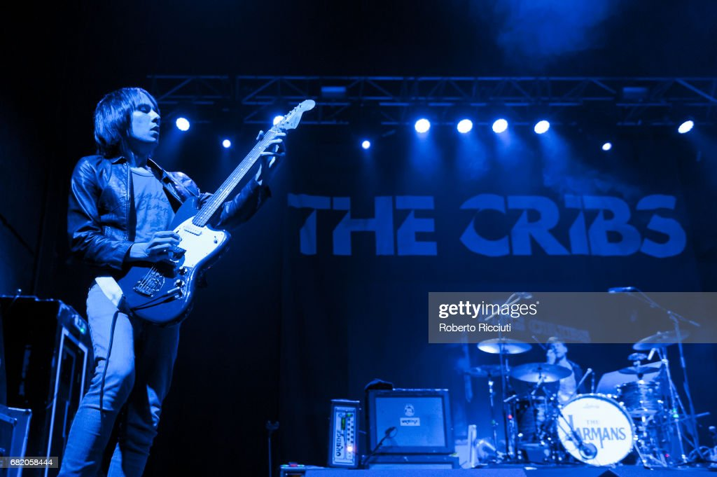 The Cribs Perform At The O2 Academy, Glasgow