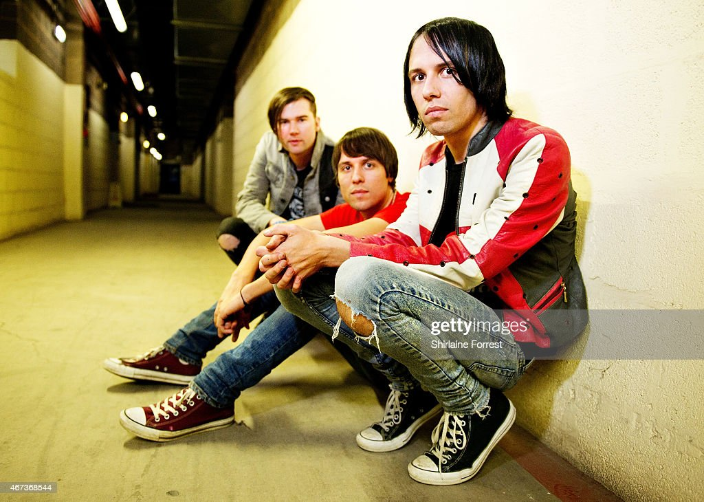 The Cribs Perform Live And Sign Copies Of Their Album 'For All My Sisters'