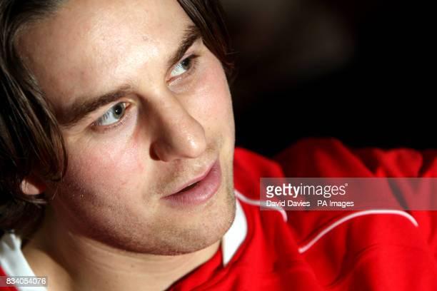 Ryan Jones Wales captain