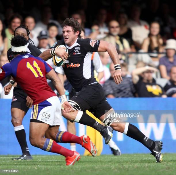 Ryan KANKOWSKI Sharks / Highlanders Vodacom Super 14 Durban