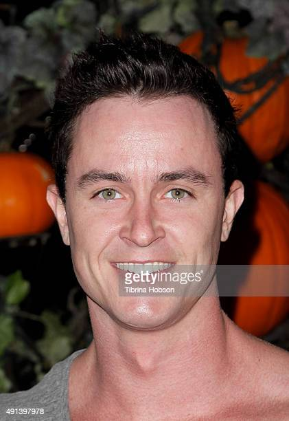 Ryan Kelley attends the Rise of the Jack O' Lanterns 2nd annual VIP event at Descanso Gardens on October 4 2015 in La CanadaFlintridge California