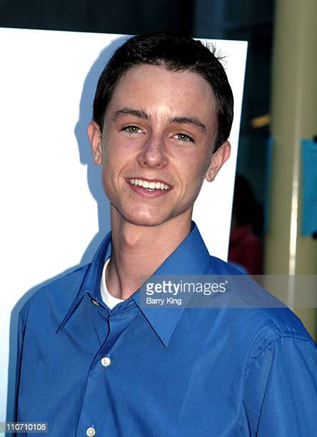 Ryan Kelley during 'Mean Creek' Los Angeles Premiere Arrivals at Arclight Cinemas in Hollywood California United States