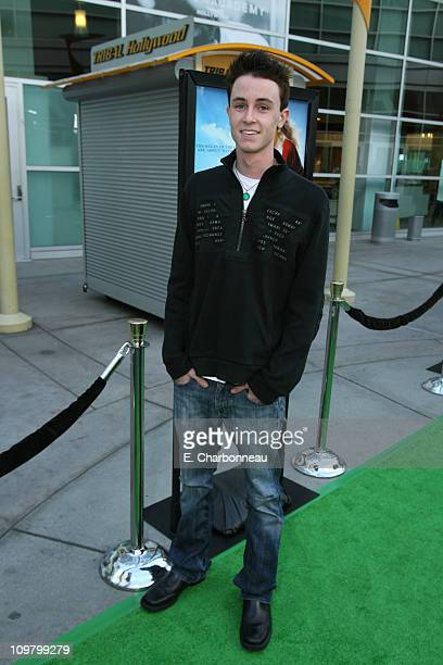 Ryan Kelley during Picturehouse 'Gracie' Los Angeles Premiere at Arclight Cinemas in Hollywood California United States