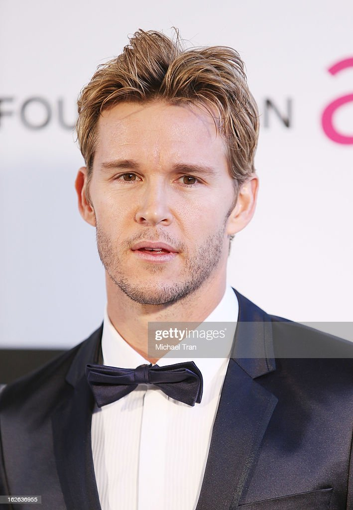 Ryan Kwanten arrives at the 21st Annual Elton John AIDS Foundation Academy Awards viewing party held at West Hollywood Park on February 24, 2013 in West Hollywood, California.