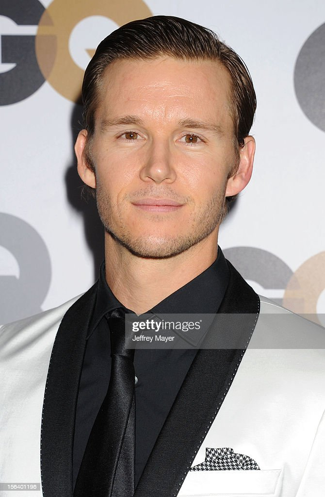 Ryan Kwanten arrives at the GQ Men Of The Year Party at Chateau Marmont Hotel on November 13, 2012 in Los Angeles, California.