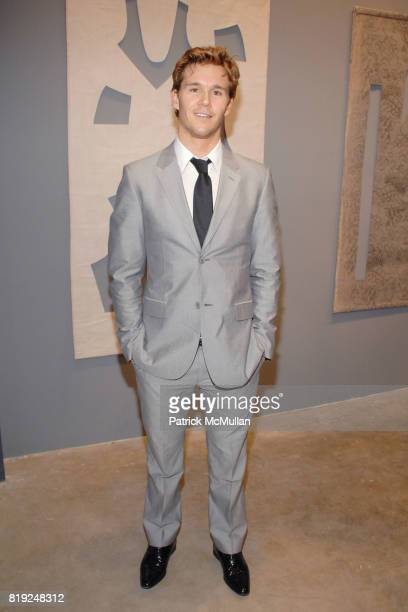 Ryan Kwanten attends CALVIN KLEIN COLLECTION LOS ANGELES NOMADIC DIVISION CELEBRATE LA ARTS MONTH ART LOS ANGELES CONTEMPORARY at Los Angeles on...