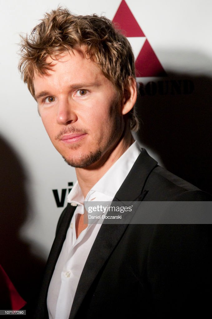 Ryan Kwanten attends his birthday party at The Underground on November 27 2010 in Chicago Illinois