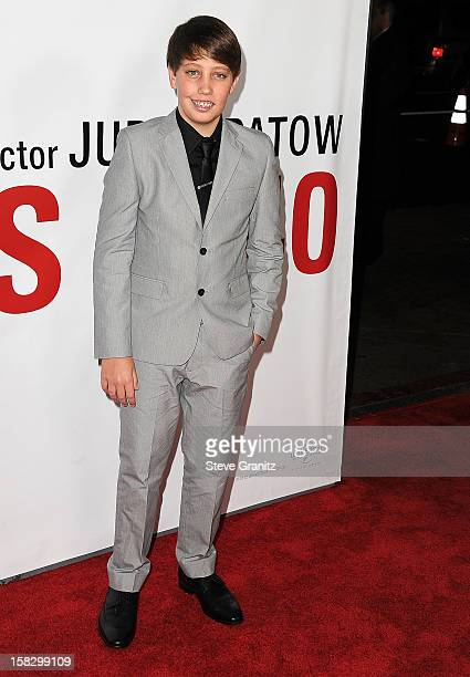 Ryan Lee arrives at the 'This Is 40' Los Angeles Premiere at Grauman's Chinese Theatre on December 12 2012 in Hollywood California